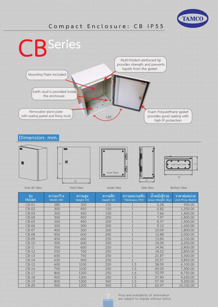 CB 20Catalogue 20VL.1 202014-page-007