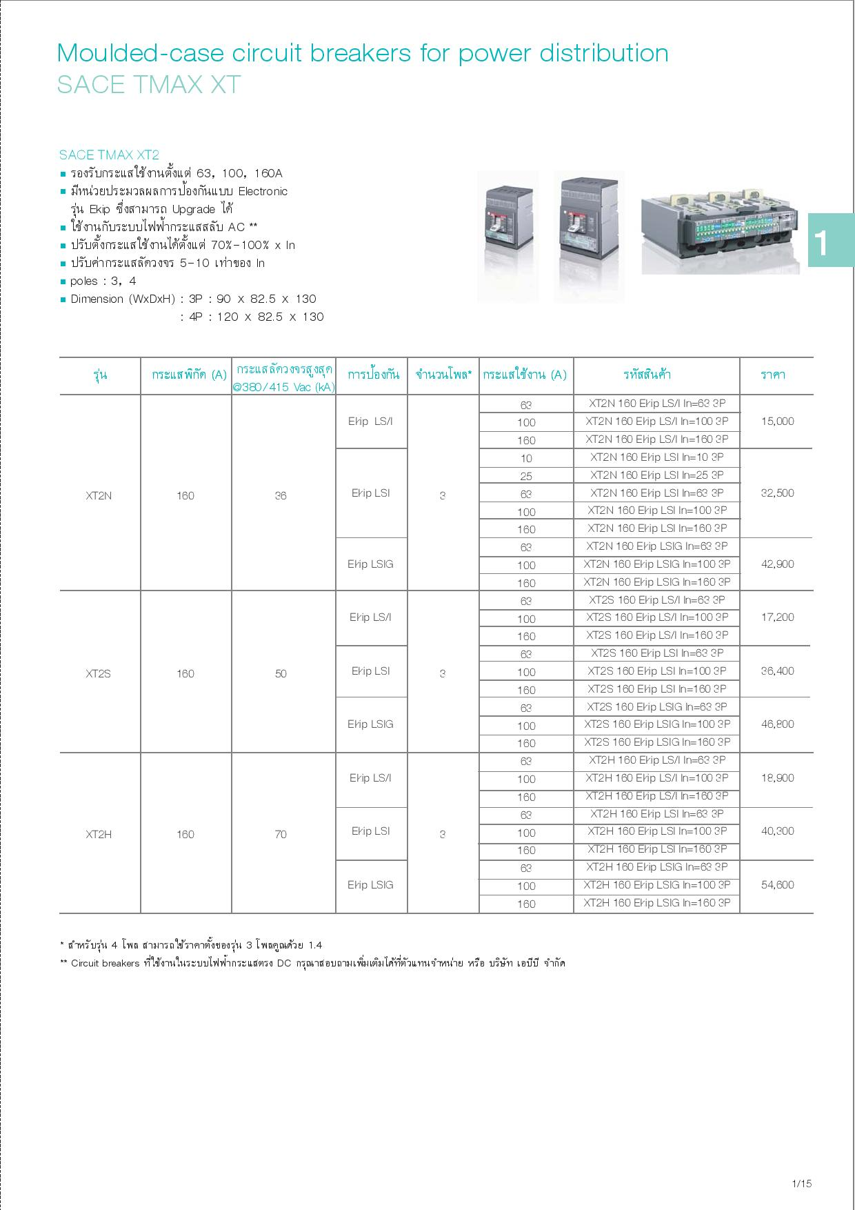 abb sace tmax motor operator manual