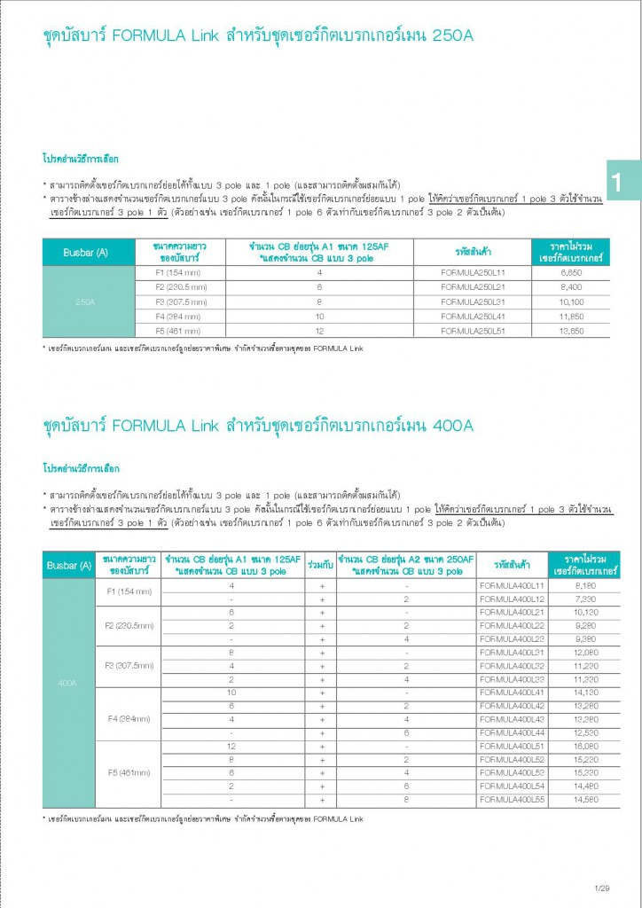 Low Voltage Products Thailand Price List 20141-page-033