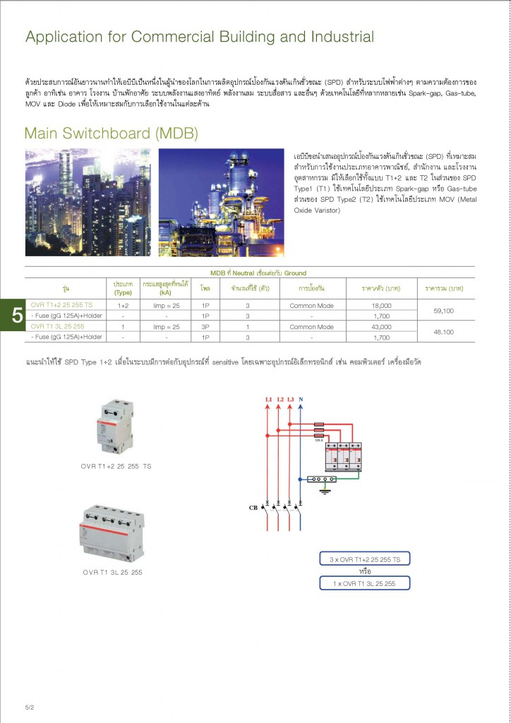 Low Voltage Products Thailand Price List 20141-page-108