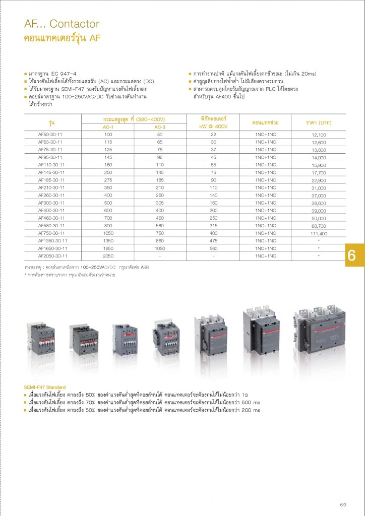Low Voltage Products Thailand Price List 20141-page-121