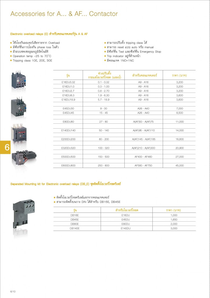 Low Voltage Products Thailand Price List 20141-page-128