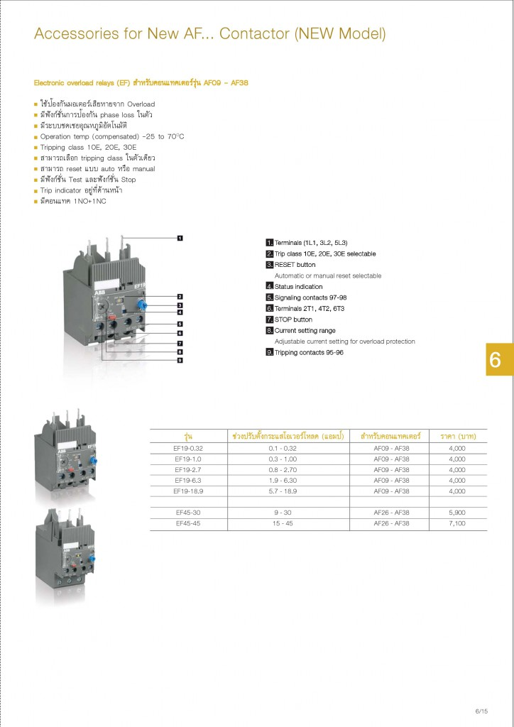 Low Voltage Products Thailand Price List 20141-page-133