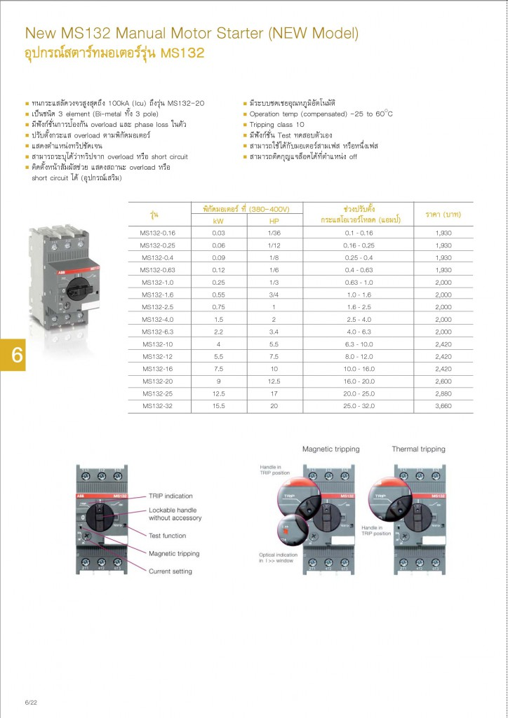 Low Voltage Products Thailand Price List 20141-page-140