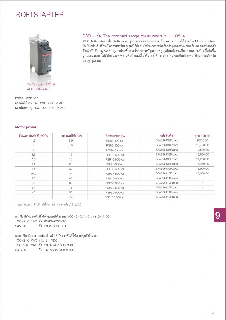 Low Voltage Products Thailand Price List 20141-page-183