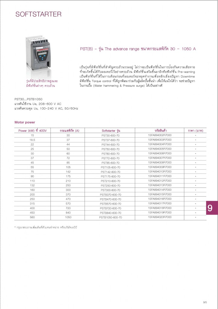 Low Voltage Products Thailand Price List 20141-page-185