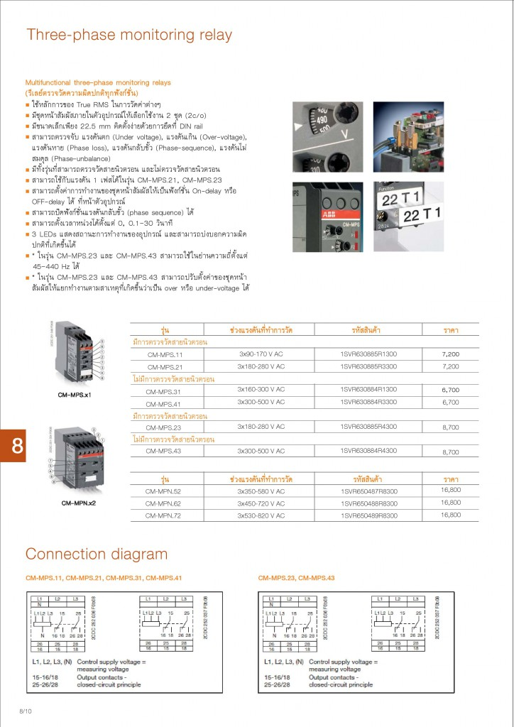 Low Voltage Products Thailand Price List 20141-page-170