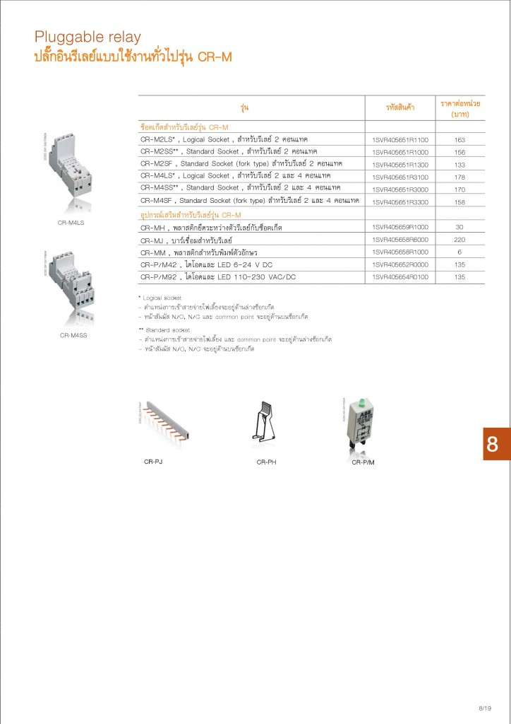 Low Voltage Products Thailand Price List 20141-page-179