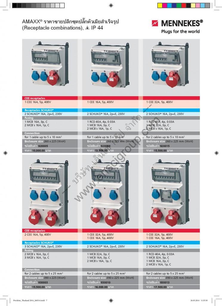 MENNEKES - Power Plug-page-007