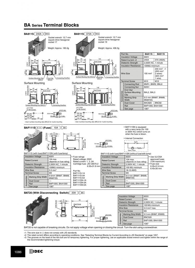 BA series terminal block-page-003