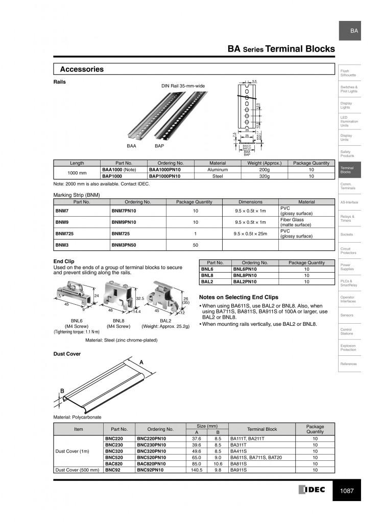 BA series terminal block-page-004