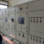 ตู้ Main Distribution Board (MDB) 1250A พร้อม ระบบ Secondary Selective (สายประธานสองชุด) และ Capacitor Bank 50KVAR 6 STEP